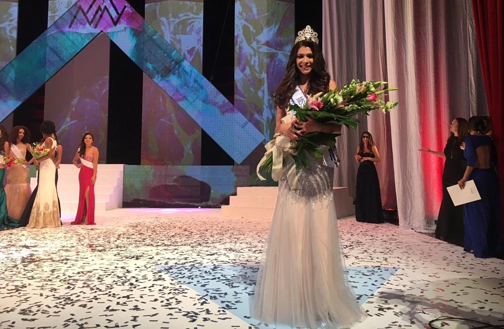 Berenice Quezada Crowned Miss Nicaragua 2017: Berenice Quezada Es Electa Miss Nicaragua 2017