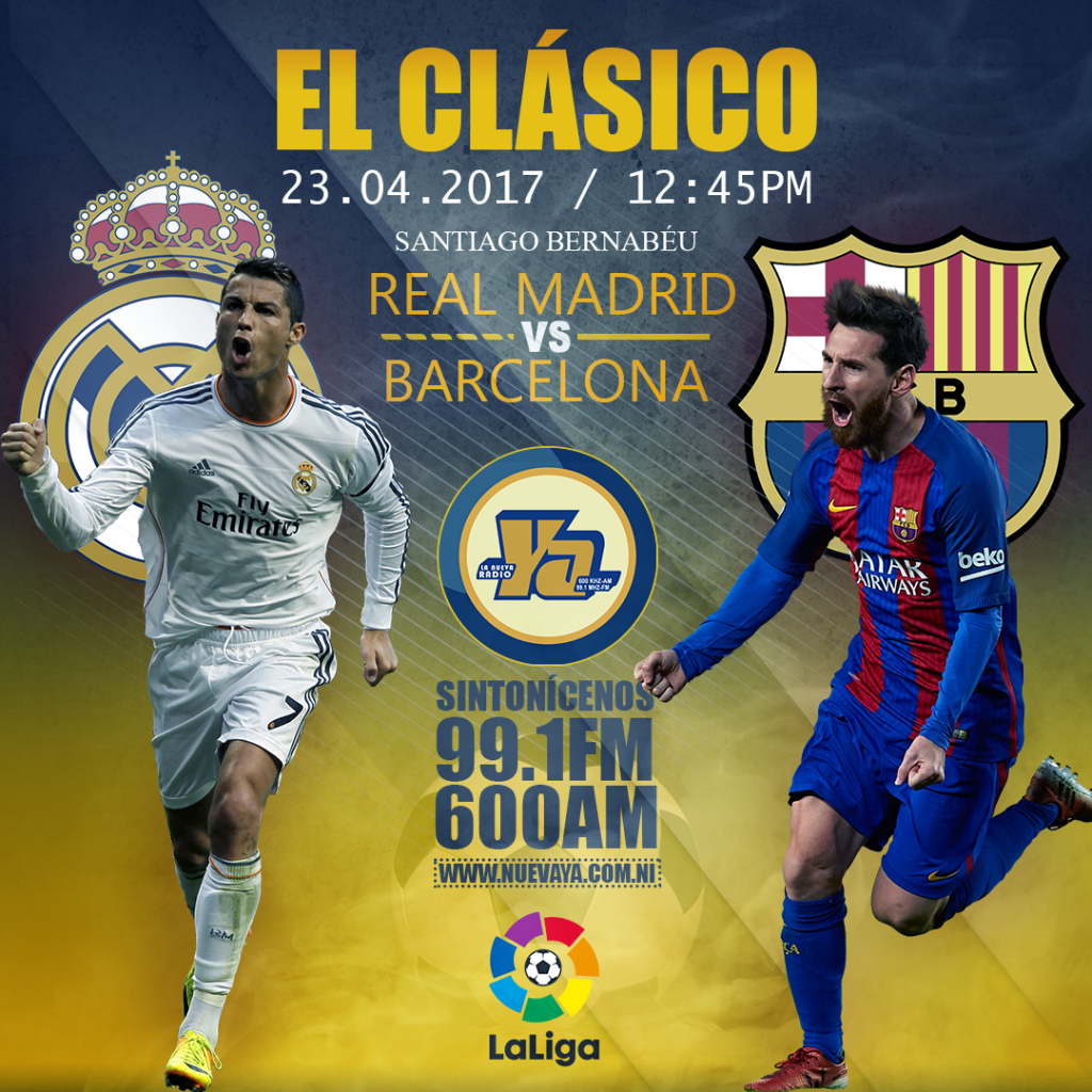 real madrid vs barcelona  el cl u00e1sico que define la liga