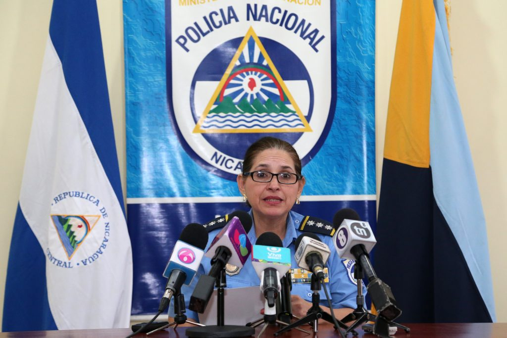 Comisionada Mayor Vilma Rosa González