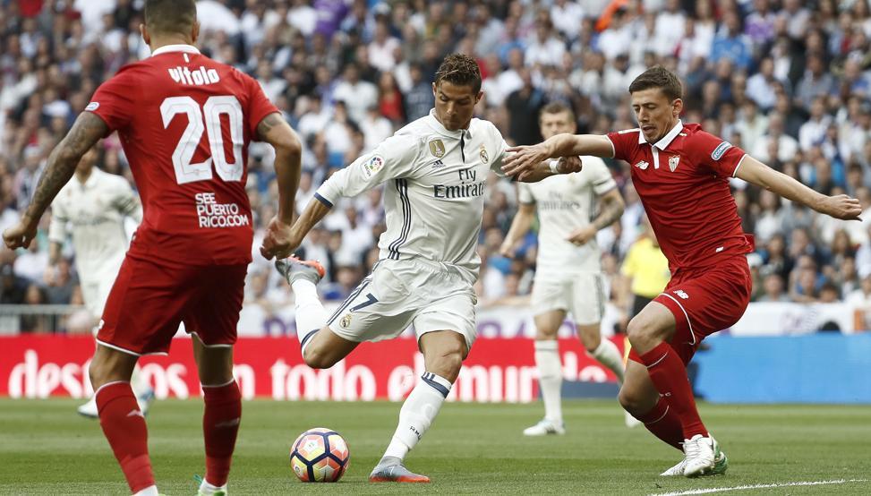 Real Madrid 4 1 Getafe Merengues Vencieron Con Goles De