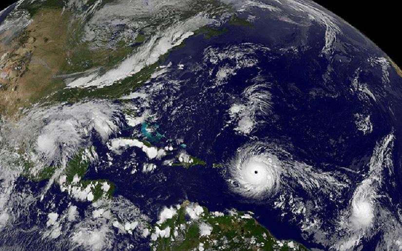 Devastadoras imágenes aéreas: Así quedó San Martín tras Irma