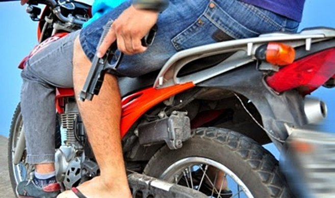 Asalto en moto en Chinandega