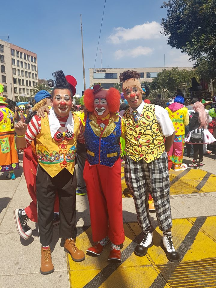 El Payaso Pipo Nos Representara En Vigesima Segunda Convencion Latinoamericana De Payasos De Mexico