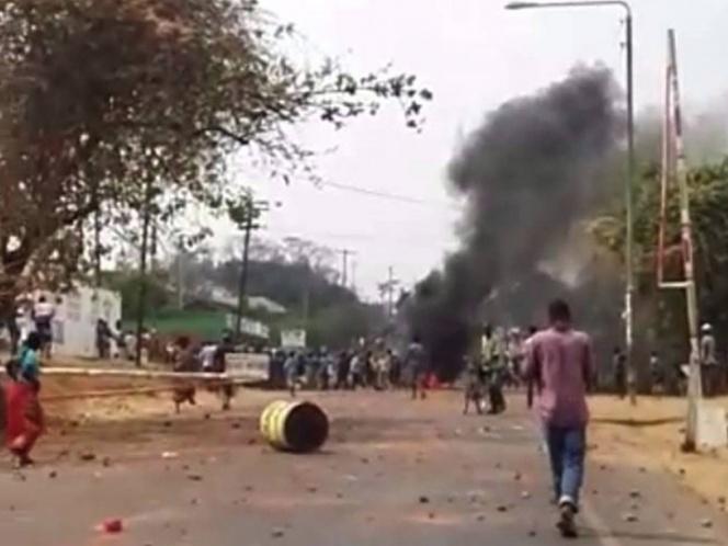 Blantyre, donde se produjeron los más recientes ataques