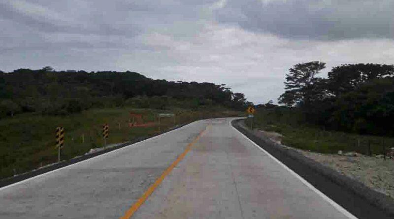 Bluefields celebra construcción de nuevo tramo carretero