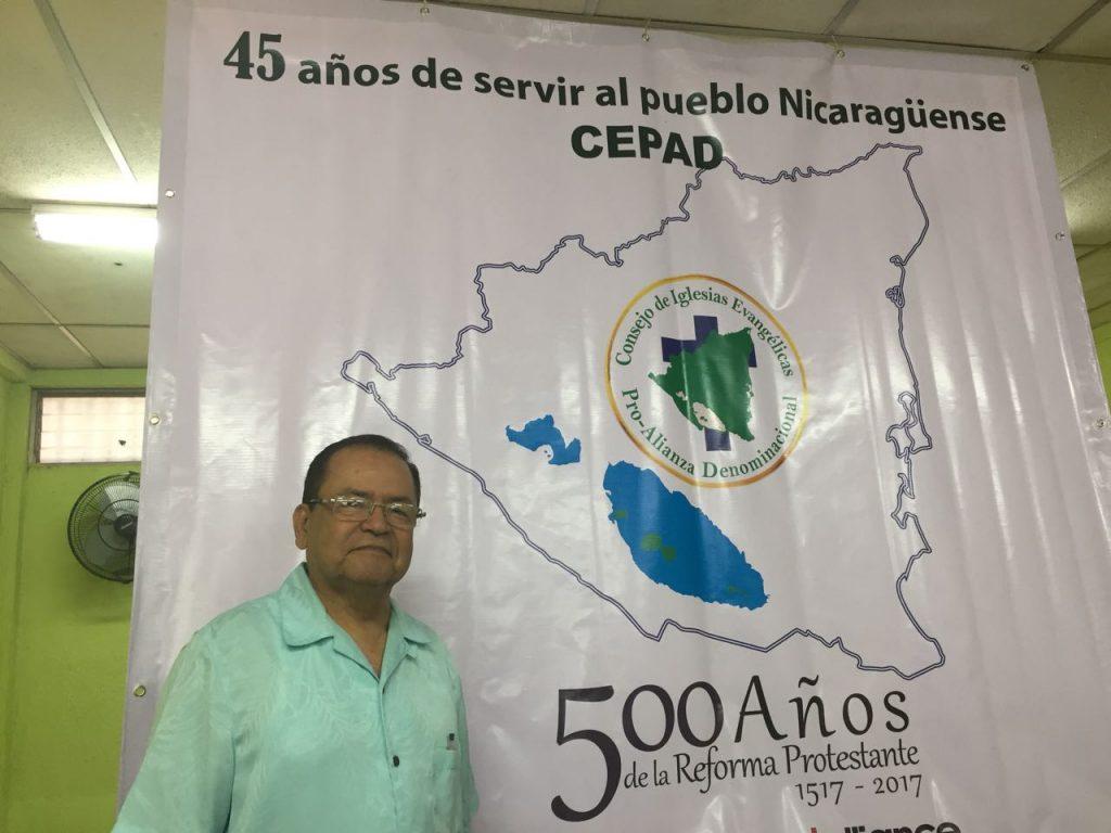 Consejo de Iglesias Evangélicas Pro Alianza Denominacional (CEPAD)