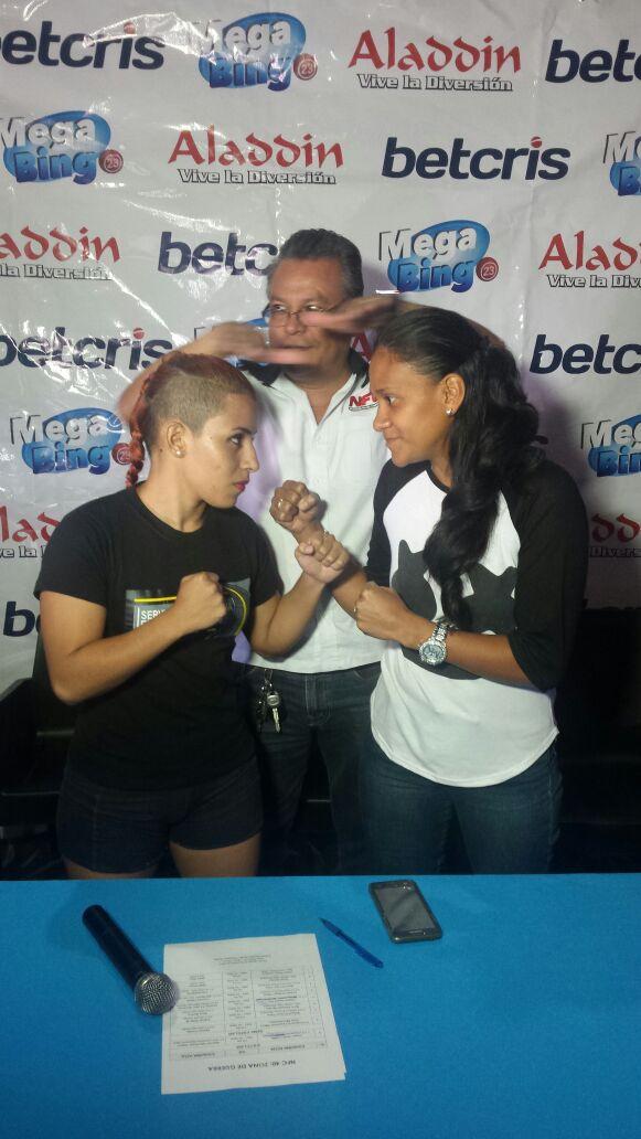 Cristhel Ruiz vs Jessenia Hernandez NFC40