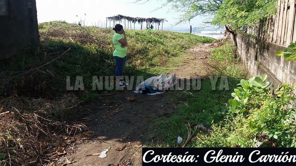 Esta mañana fue encontrado el cuerpo del joven Justin Antonio Duarte, de 19 años