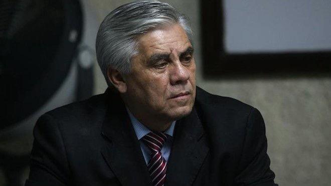 El ex secretario de la Federación Guatemalteca de Fútbol, Héctor Trujillo, fue condenado anoche