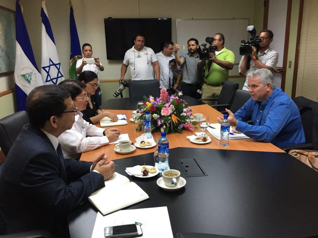 Israel inaugurará oficina comercial en Managua