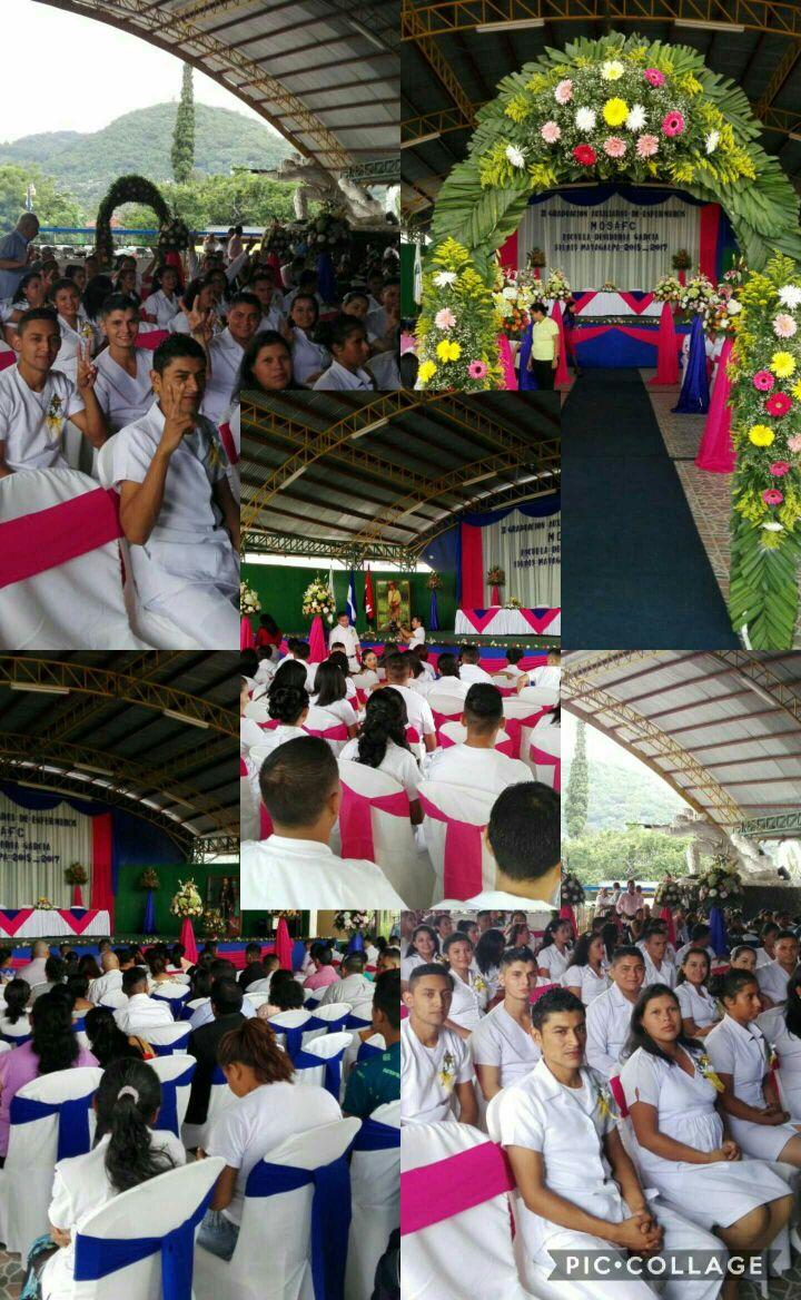 MINSA gradúa a 60 auxiliares de enfermería en Matagalpa