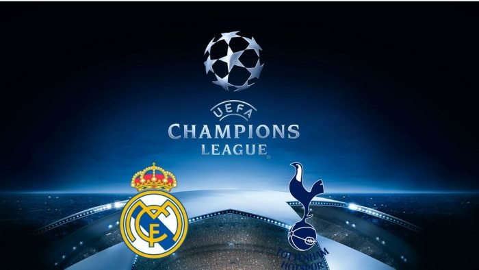 Madrid-Tottenham