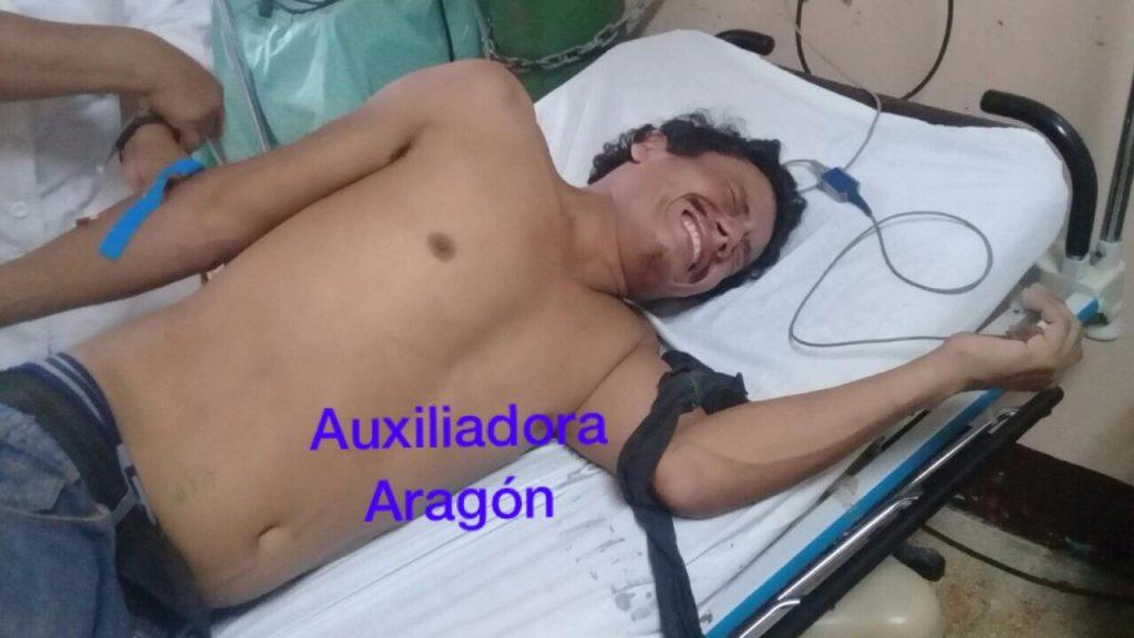 Foto cortesía de Auxiliadora Aragón
