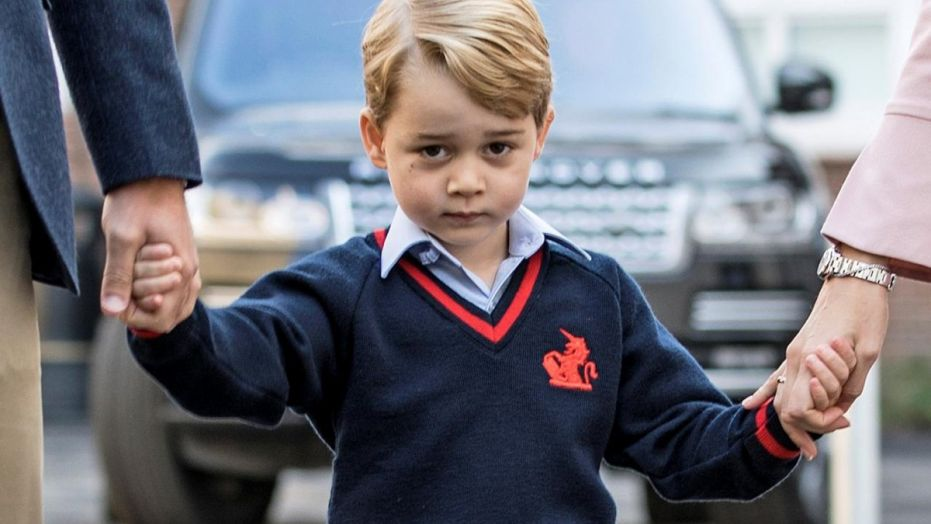 ISIS amenaza al príncipe George de Inglaterra