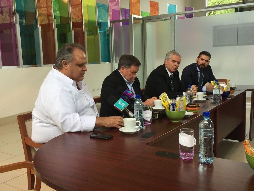 Representante de Israel se reúne con empresarios de Nicaragua