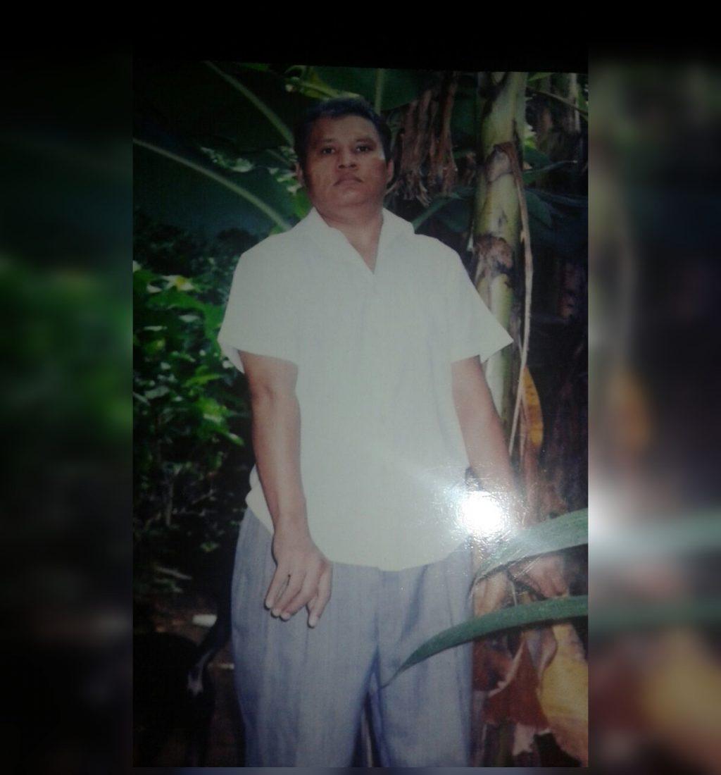 Se busca a Daniel Antonio Moreno Zelaya