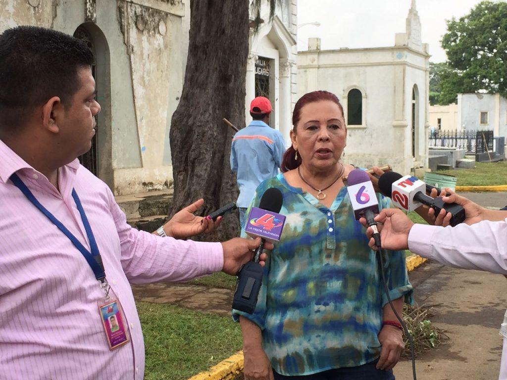 Alcadesa de Managua, Daisy Torres