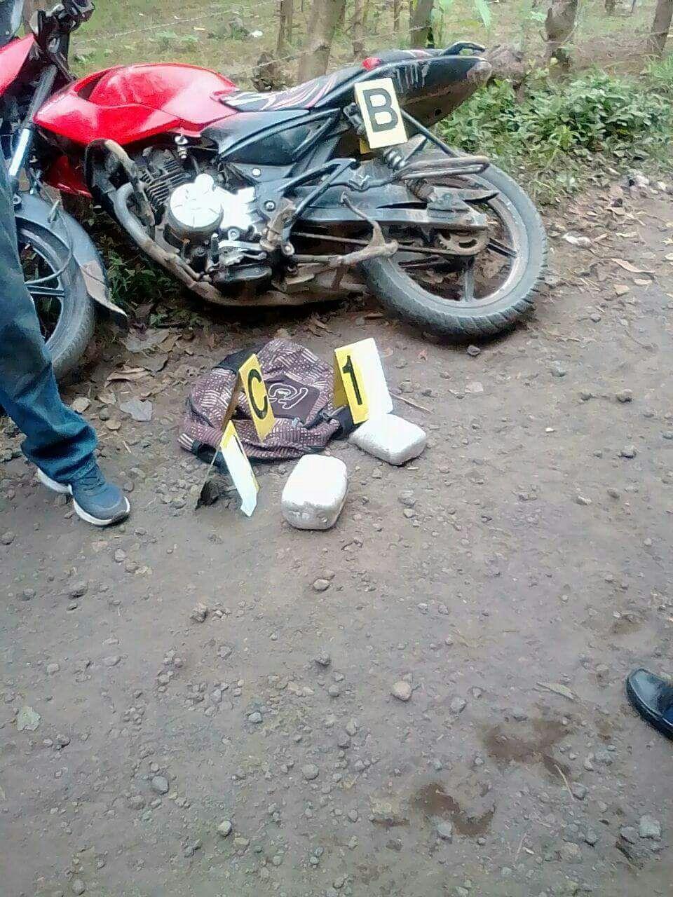 Droga incautada en Chinandega