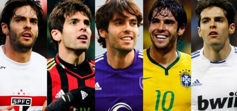La leyenda Kaká anunció su retiro