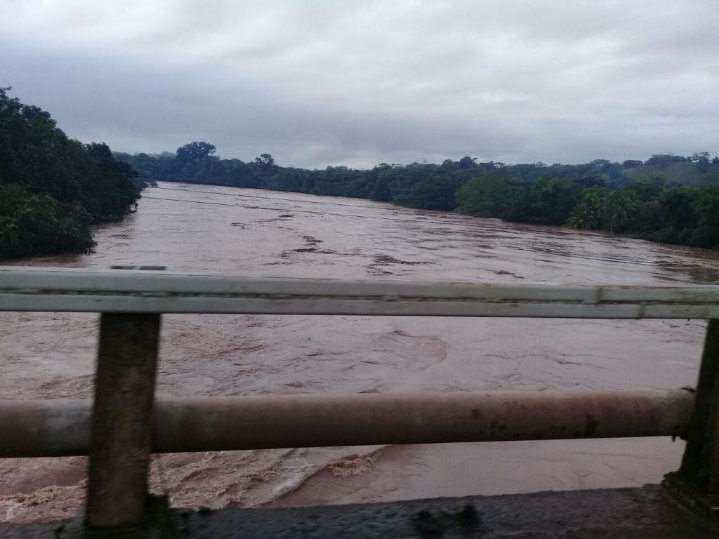 Nicaragua decreta alerta roja por las lluvias