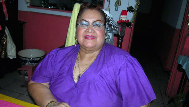 Marina Cárdenas, La Gordita de Oro