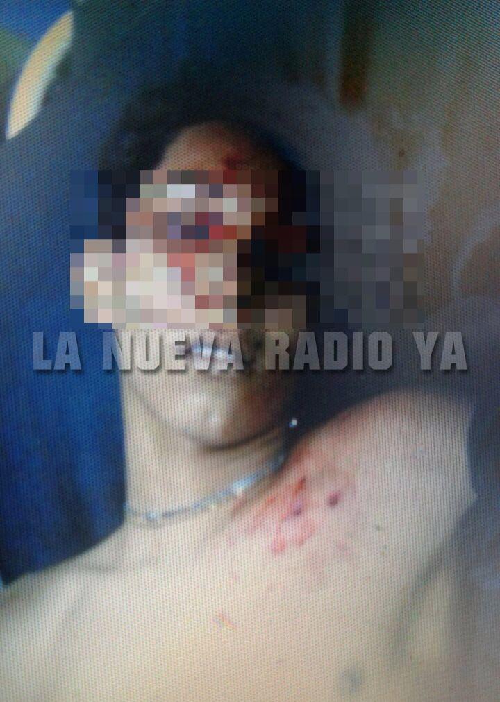 Adolescente fue asesinado esta madrugada en el Reparto Shick