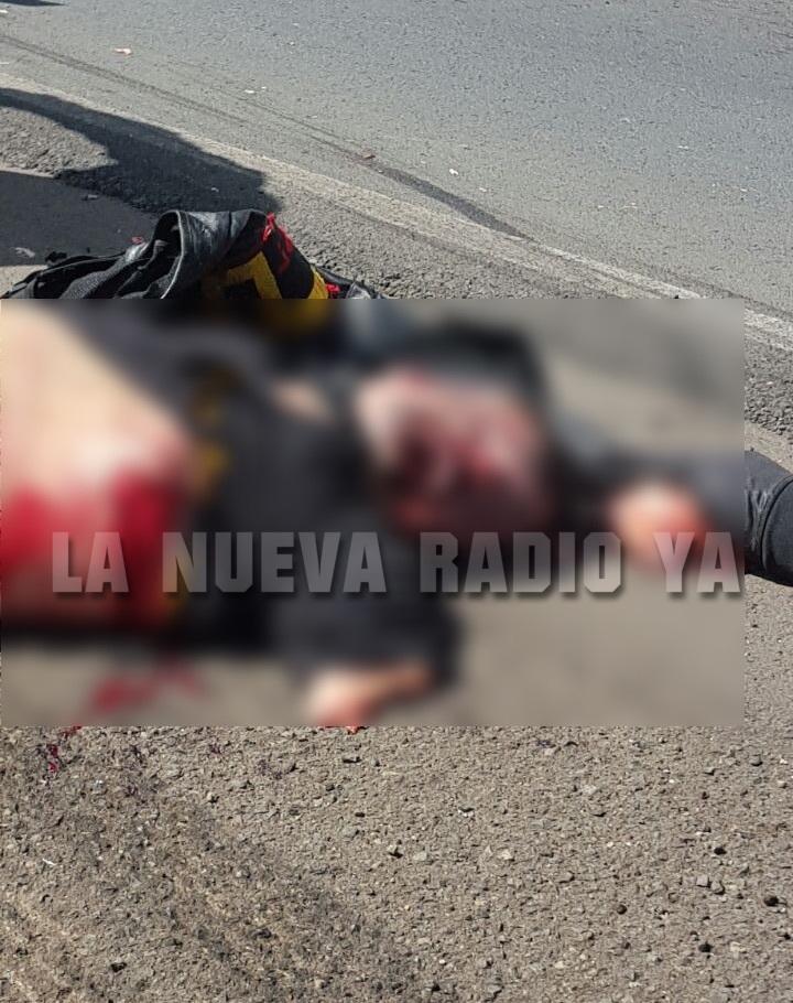 Oscar Rodríguez Chica terminó con gran parte del brazo izquierdo cercenado