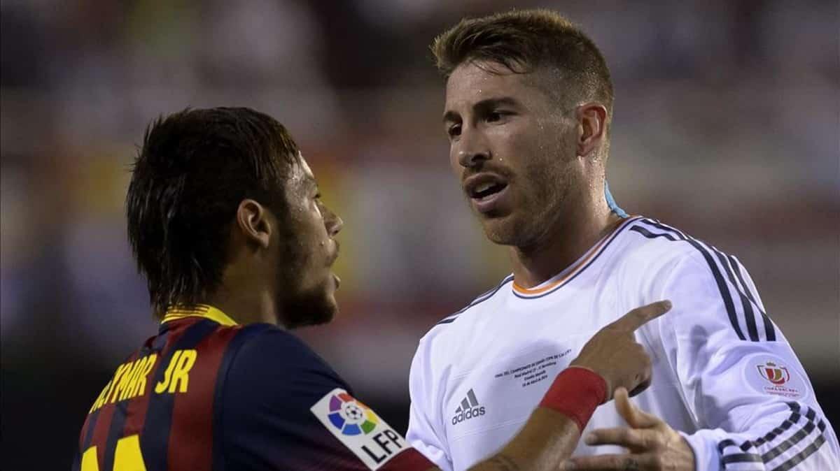 Neymar y el Madrid, ¿un amor imposible?