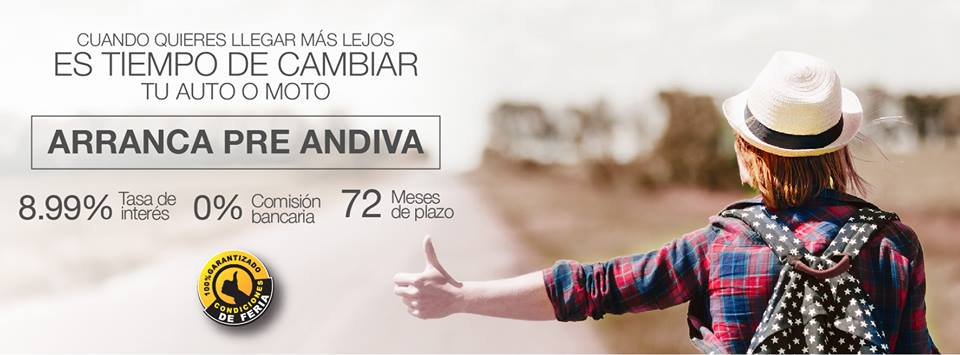 Andiva Motor Show 2018