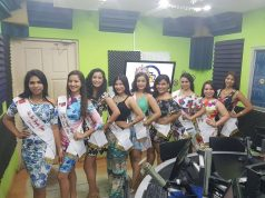 Candidatas a Miss Upoli 2017