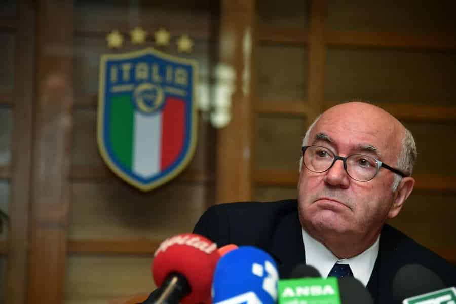 Presidente de Federación Italiana renunció tras no clasificar a Rusia 2018