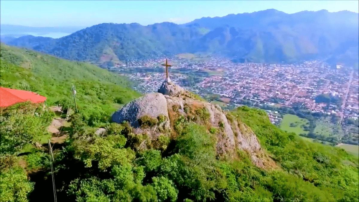 Cerro La Cruz, Jinotega. Foto: Wikipedia