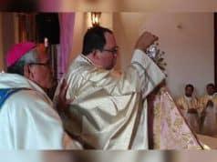 Consagran imagen de la Virgen de Los Remedios en León