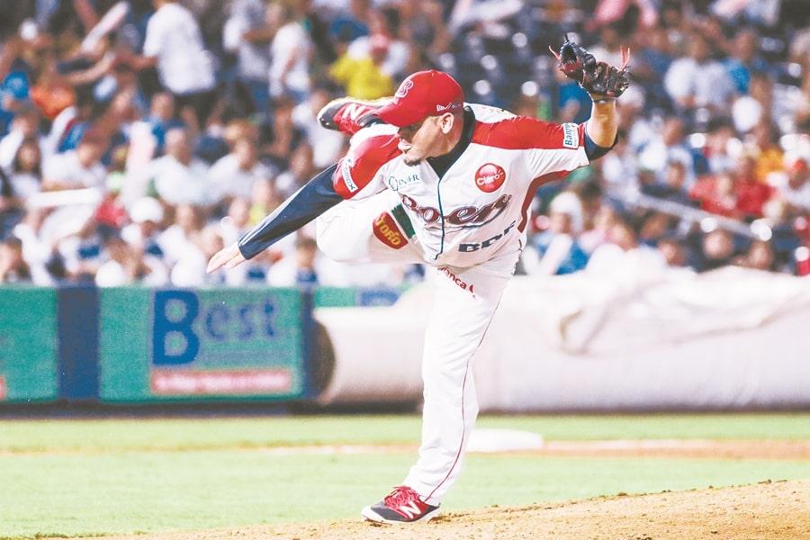 El lanzador cubano Diosdany Castillo