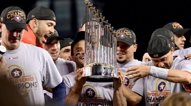 Hoy desfilarán los campeones de la MLB, Astros de Houston