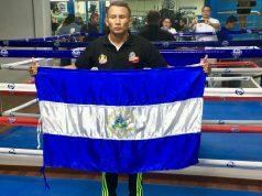 Leyman Benavides, boxeador nicaragüense