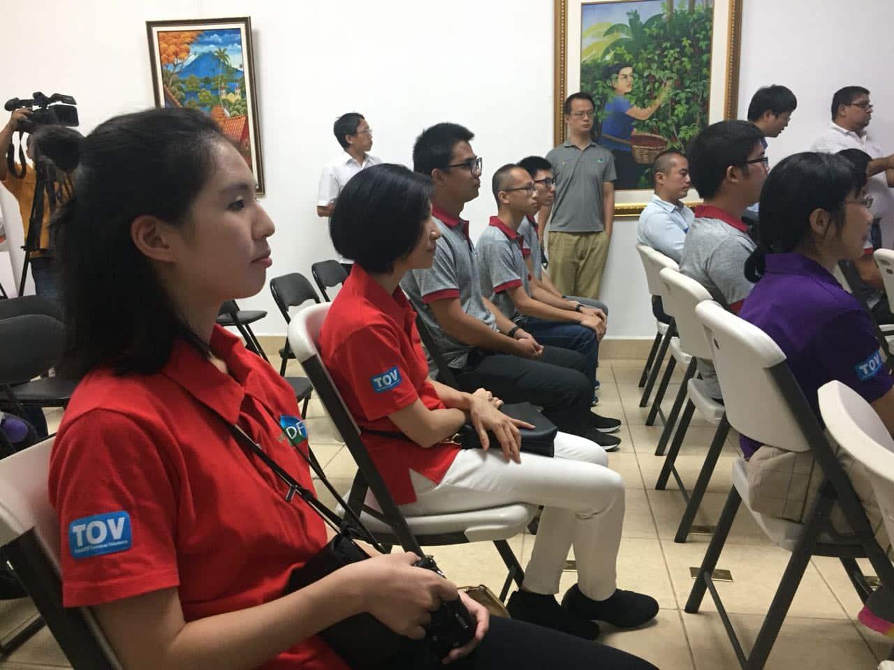10 técnicos de Taiwán en agricultura, salud y educación llegan a Nicaragua