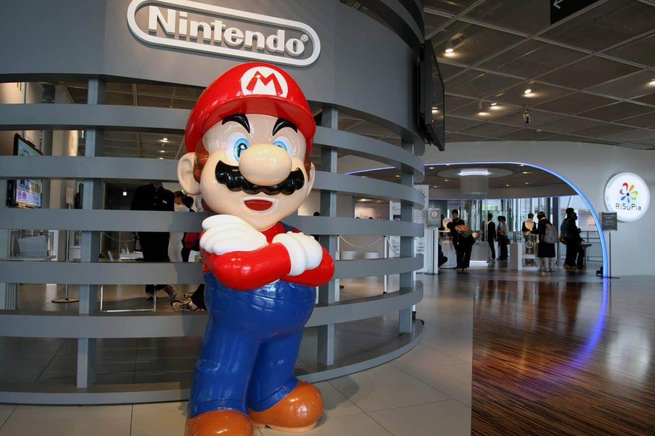 Mario Bross foto de HITOSHI YAMADA/ZUMA PRESS