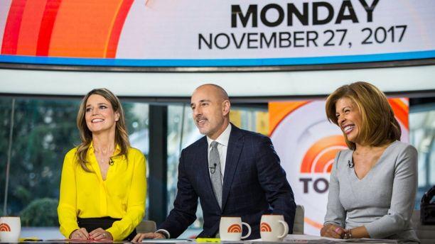 NBC despide al periodista Matt Lauer tras acusaciones de acoso sexual