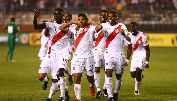 Perú partió hacia Nueva Zelanda
