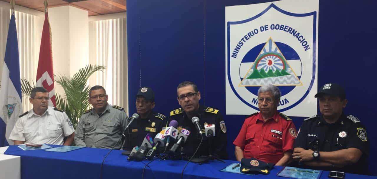 Puesto Unificado de Bomberos de Nicaragua