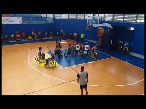 Selección de Nicaragua de baloncesto sobre silla de ruedas