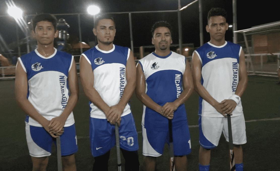 Selección Nicaragua Hockey Sobre Cesped