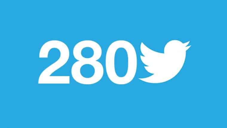 Twitter llega a 280 caracteres