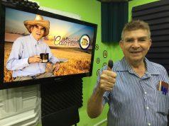 Don Otto de La Rocha votó en las elecciones municipales 2017