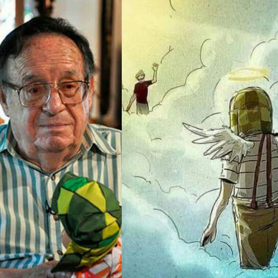 """Robert Gómez Bolaños, """"Chespirito"""""""