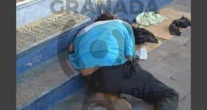 """""""Chema"""" fue hallado muerto en Granada. Foto cortesía de cortesia de Ulises Chavez"""