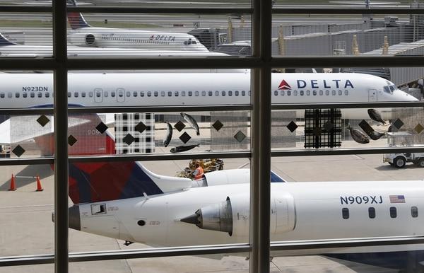 Los hechos ocurrieron en un avión de Delta Air Lines