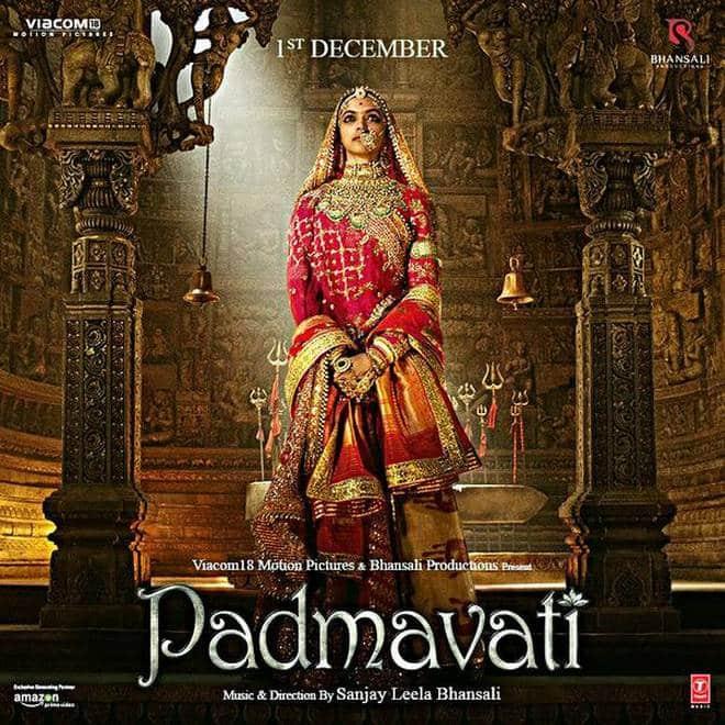 Poster de la película Padmavati