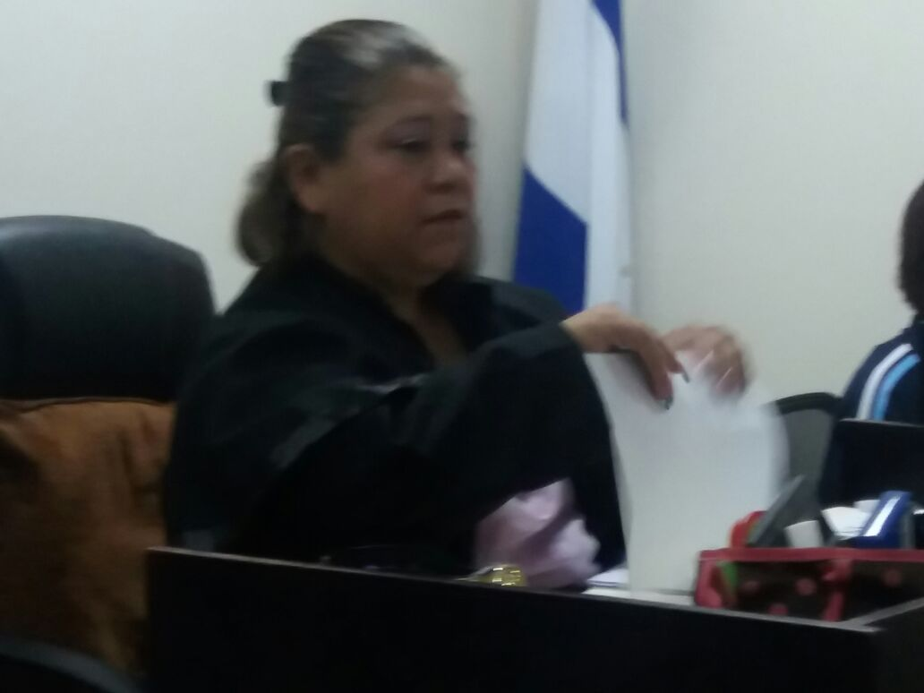 La jueza Inés Flores